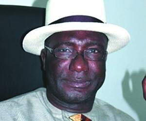 Rivers state PDP Cairman, Felix Obuah