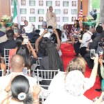 Day Washington D.C stood still for Buhari at EbonyLife TV Meet & Greet