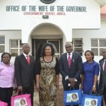 Mrs. Obiano lauds UBA Foundation for supporting girl-child education