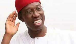 Governor Okowa of Delta State