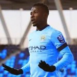Kelechi Iheanacho relishing Manchester City challenges