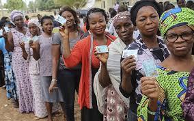 Nigerian voters
