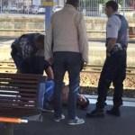 How passengers overpowered France train terrorist