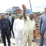 Wike challenges contractors to maintain tempo of work on projects