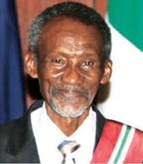 Chief Justice of the Federation Mahmud Mohammed