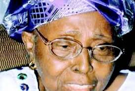 Chief Mrs Awolowo
