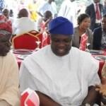 (Photonews)  Gov. Ambode, First Lady of Lagos State at Eid -El-Kabir celebrations