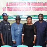(Photonews) Lagos NUJ Council honours 10 Distinguished Journalists in Ikeja