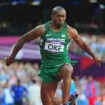 AAG 2015: Nigeria bag gold in triple jump