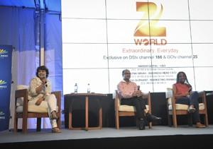 The Zee World panel