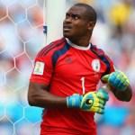 Oliseh, Enyeama face off in Super Eagles' Belgium camp; as goalkeeper considers retirement