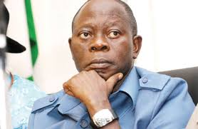 Gov. Adams Oshiomhole of Edo State