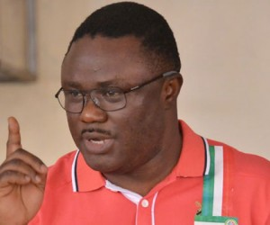 Governor Ben Ayade of Cross River State