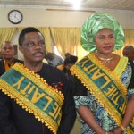Ndi Anambra shower Obiano, wife with love on 27th marriage anniversary