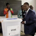 Buhari congratulates Ouattara on re-election victory