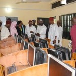 Etisalat donates computers to ICT Centre at Kano School.