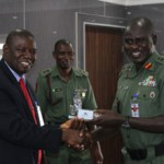 COAS Buratai commends NIMASA for combating sea piracy; seeks cooperation on resettlement of  IDPs