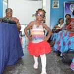 Students' association marks UN @70; stages children fashion parade, cultural dances