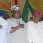 Ambode swears-in commissioners, SAs; urges new cabinet to hit the ground running