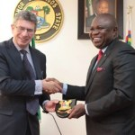 Gov. Ambode seeks UK partnership to boost rural electrification projects