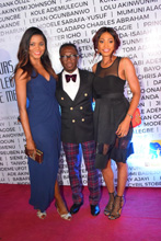 Adesewa, Julius and Wife