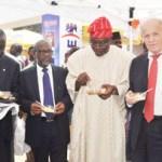 (Photonews) Dangote's Special Day at Lagos Int'l Trade Fair