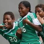 Falconets qualify for FIFA U-20 World Cup