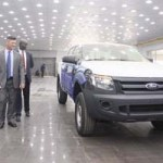 Ford unveils first made-in-Nigeria Ranger truck; plans 10 units per-day