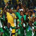 President Buhari commends 'indomitable spirit' of Golden Eaglets; as APC congratulates team on World Cup victory