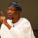 Nothing will stall completion of any of our projects –Aregbesola; Tells contractors to sit up