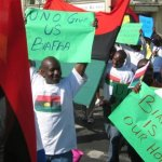 Pro-Biafra protests: Governor  Wike  bans  street  protests; Companies order staff to stay at home