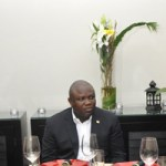 (Photonews) Gov. Ambode at dinner in honour of new, old members of the Board of Trustees, Lagos State Security Trust Fund, in Ikoyi