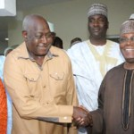 (Photonews) SGF leads delegation of Adamawa federal elected, appointed officials on courtesy visit to Atiku