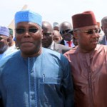 (Photonews) Atiku arrives Yola for daughter's wedding fatiha; AUN Founder's Day