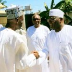 (Photonews) Atiku pays condolence visit to Amb. Kwande; receives PLSHA members