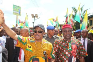 obiano reassures apga ndi anambra of commitment to party programmes