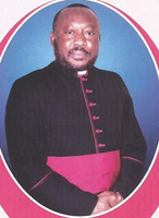 Msgr. Anselm Nwaorgu, Ph.D, Administrator of the ICC