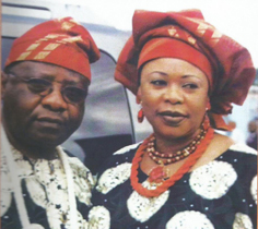 Chairman of the Day; Dr & Mrs Iwuozo Obilo