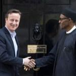 UK Prime Minister calls Nigeria, Afghanistan 'fantastically corrupt'
