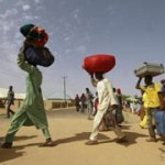 Over 3000 IDPs stranded in Borno towns