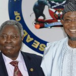 Aregbesola at Kumuyi's crusade; calls for spiritual intervention over Nigeria's ailing economy
