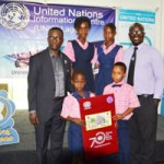 Students exhibit 78 artworks to mark UN@70 celebration in Lagos