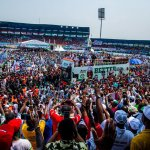 Presidential Campaign: Atiku visits Anambra, Delta; Pledges to restructure Nigeria; Meets Monarchs