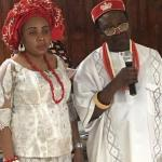 High Chief & Lolo Osuagwu celebrate Lady Chinyere Caroline Okoro in New Jersey, United States