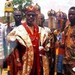 A grand farewell for Pa Joseph Oyedokun Adeyemo.