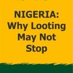The Screwing of Nigeria by Corruption    By Uzor Maxim Uzoatu