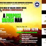 Fathers' Day: RCCG Dominion Cathedral, New Jersey, USA holds Men of Valor  Week/Joshua's Conference