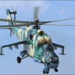 NAF combat helicopter crash-lands in Katsina