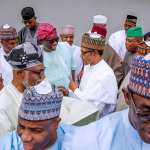 Governors brief Buhari on security situation in states