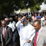Rousing welcome for Senate President in Yobe